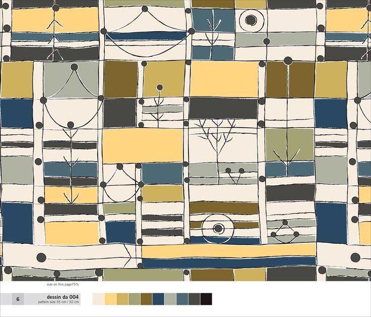 Ready To Use THE NEW FIFTIES +DVD. Lo spirito del 1950 reso con un design nuovo e fresco, in particolare nel settore tessile.