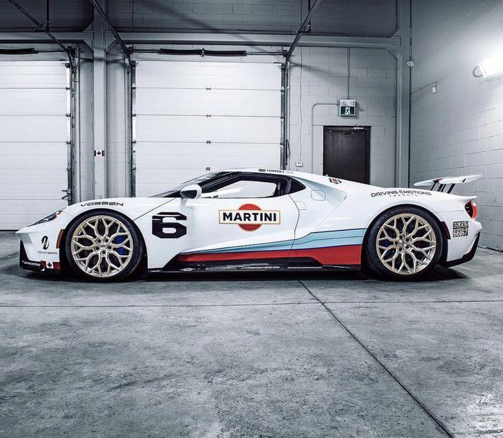 270 Best Ford GT & GT40 Images On Pinterest