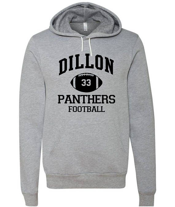 Friday Night Lights Dillon Panthers Unisex Hooded