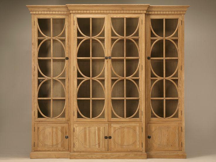 109 best Breakfront/Curio images on Pinterest | Furniture storage ...