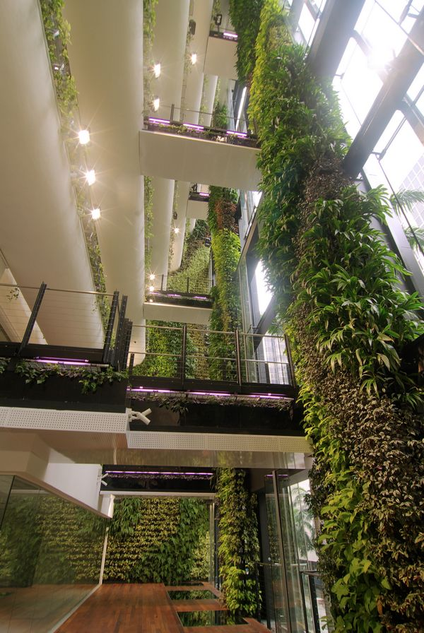 158 Cecil Street, Singapore by TierraPOD , via BehanceWorldwide acclaim for 158 Cecil Street:    World Green Roof Congress 2012 (WGRC) - World Best Vertical Garden Design Gold Award  World Architecture Festival 2012 (WAF) - Shortlisted for Landscape of the Year  Skyrise Greenery Awards 2011 - First Prize