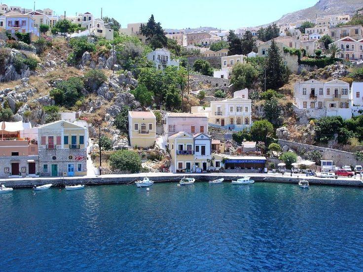 Греческие острова. Кос, Калимнос, Нисирос
