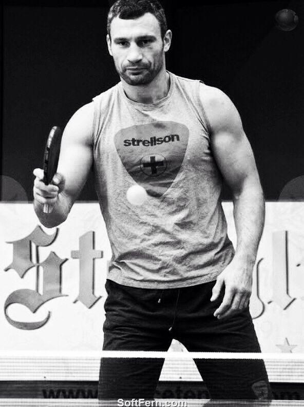Vitali Klitschko - Klitschko vs. Charr Training Camp