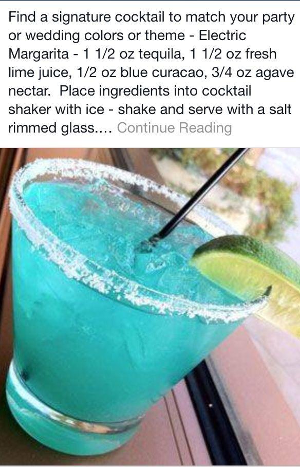 Electric Margarita