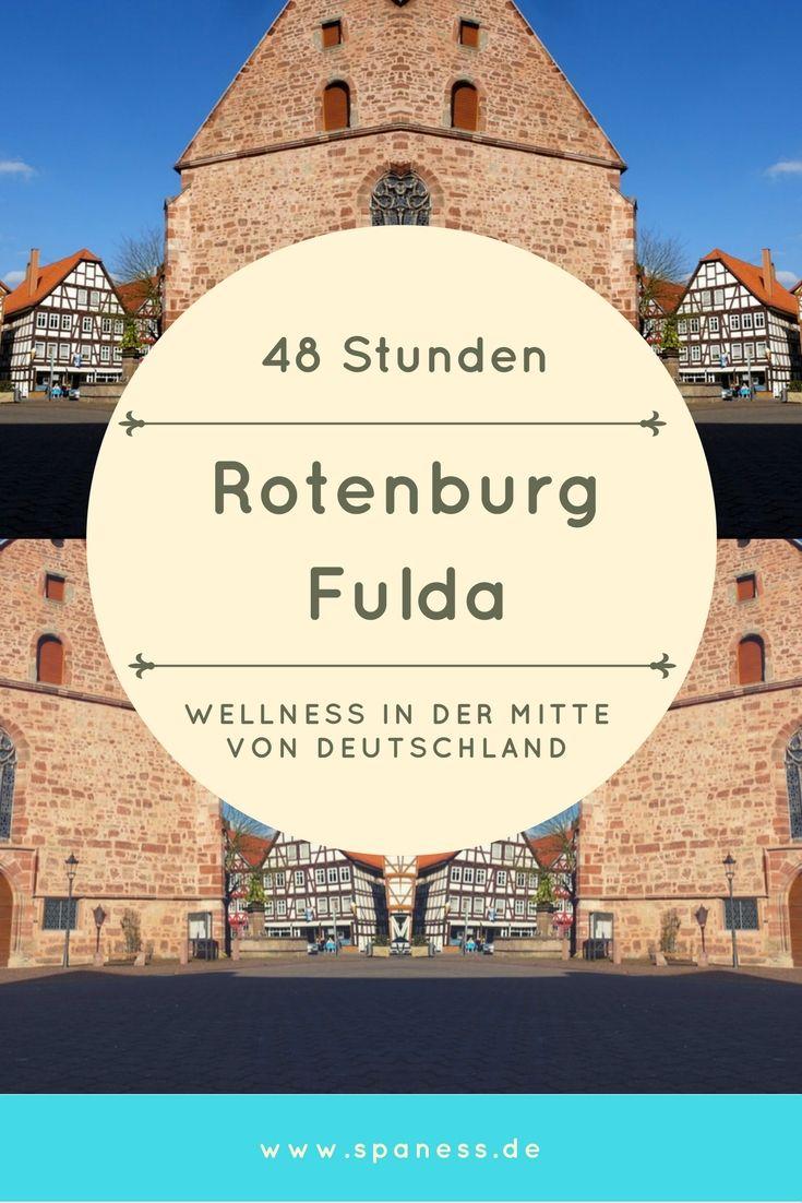 Great Wellness in der Mitte von Deutschland Wellness in Rotenburg Fulda in Hessen G bel us Hotel Rodenberg und Posthotel Rotenburg