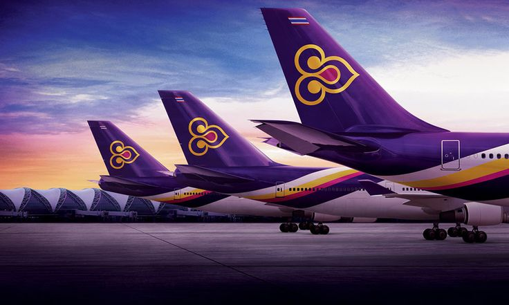 Thai Airways to Continue Grounding Airbus A340s it Can't Sell - http://www.airline.ee/thai-airways/thai-airways-to-continue-grounding-airbus-a340s-it-cant-sell/ - #ThaiAirways