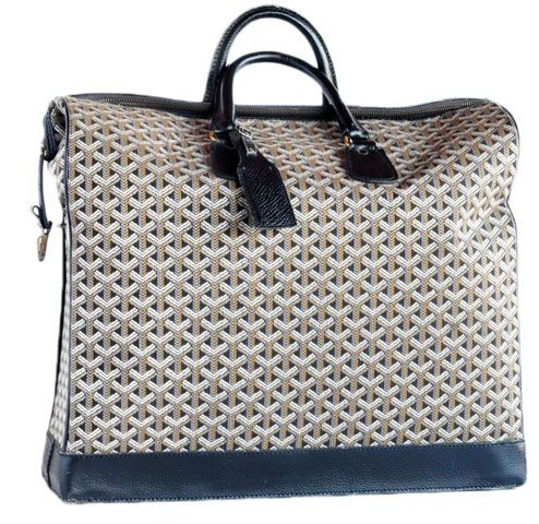 Goyard is another of those fabled French luxury firms, one that has been supplying the world's well-heeled with luggage since 1853.