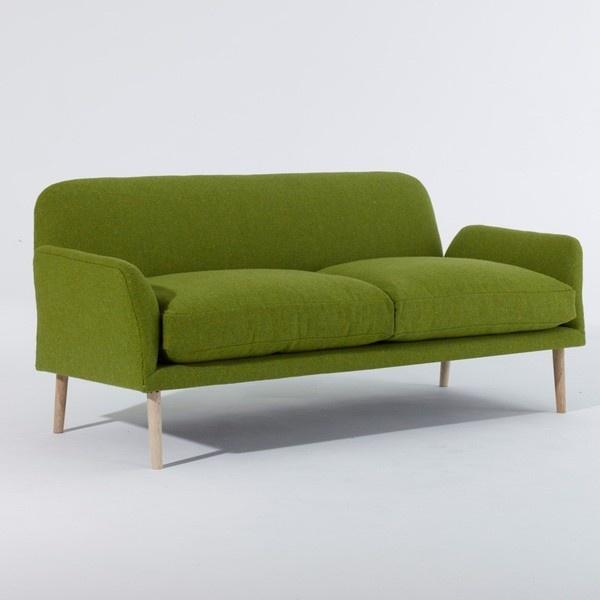 Faudet harrison kenneth sofa home homedecor decoration for Ikea canape vert