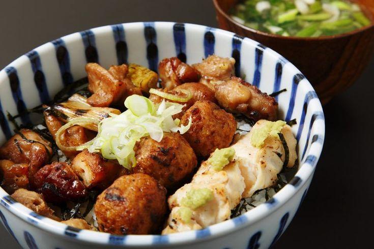 焼肉丼のスタミナレシピ
