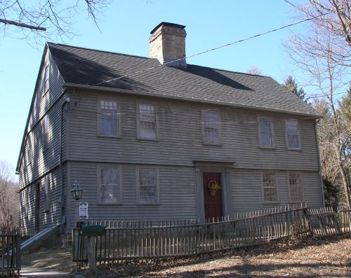 430 best Colonial American Houses 1630 1820 images on Pinterest