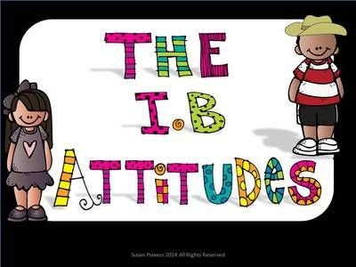 A Colorful Set of IB Attitudes Posters from Cool Teaching Tools on TeachersNotebook.com -  (17 pages)  - IB kids rule with this colorful and eye-catching version of my IB PYP Attitudes, designed for the 3rd through 6th grades. The language within these 13 posters is aligned with the IBO.
