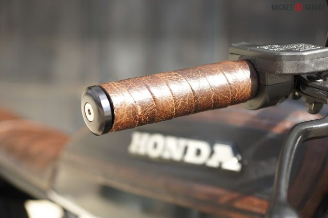 Honda CB750 Overbold Motor Co. - RocketGarage - Cafe Racer Magazine