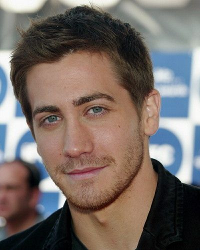 Jake Gyllenhaal, look at his eyes, it's like he's staring into your soul! ;-)