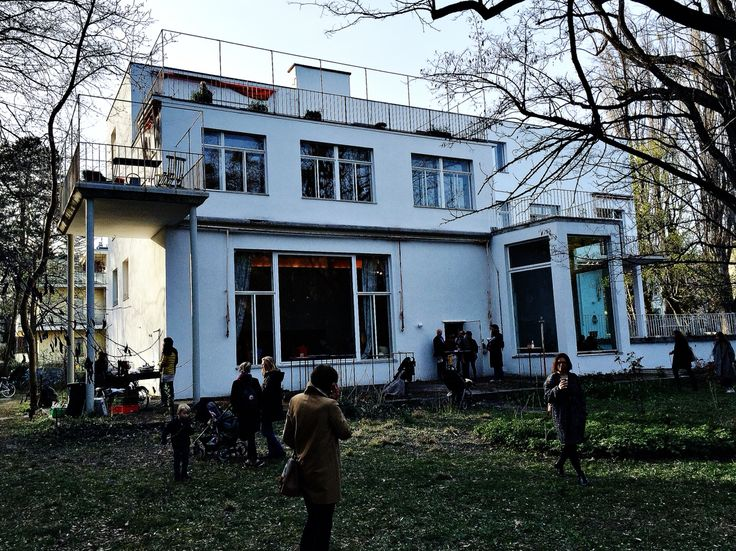 Villa Beer von Josef Frank 1931
