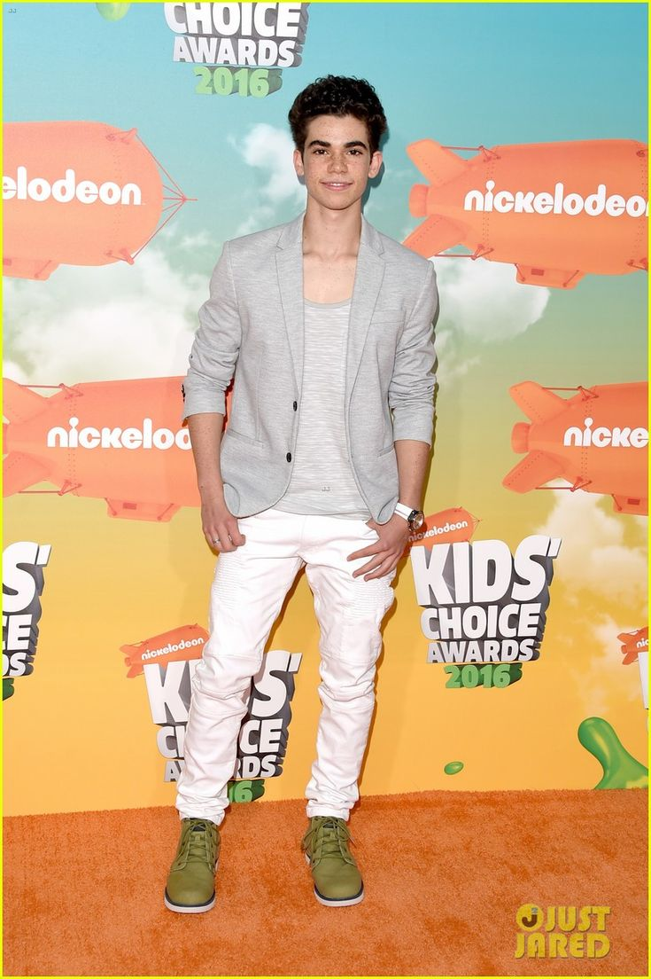 Cameron Boyce at the Kids Choice Awards 2015