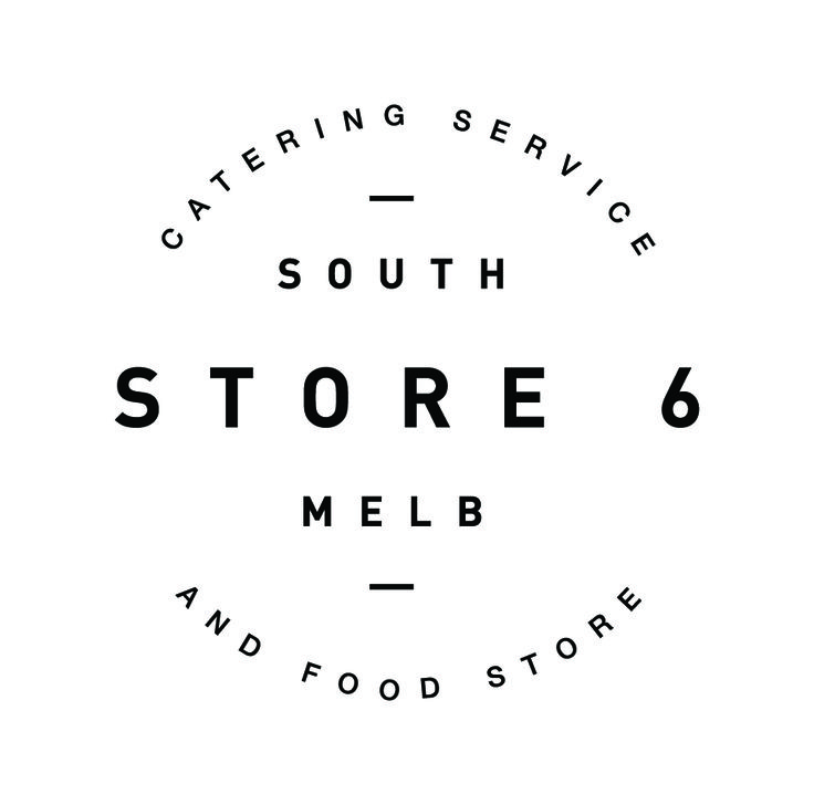 The Lab Creative / Store 6 re-brand ... website, menu, logo and photoshoot production! Logo by Mitch white