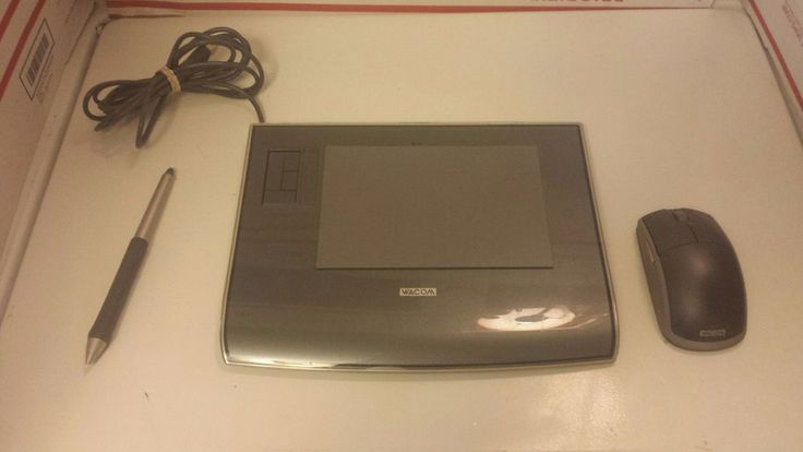 Wacom Intuos 3 Graphics Tablet PTZ-431W - Includes pen & mouse - Works Great! - http://electronics.goshoppins.com/keyboards-mice-pointing-devices/wacom-intuos-3-graphics-tablet-ptz-431w-includes-pen-mouse-works-great/