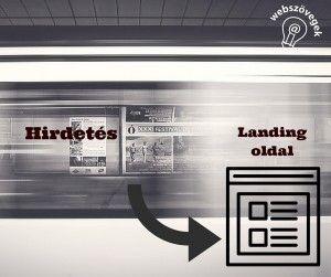 Mi az a landing oldal? Mi az a sales oldal? Röviden: Landing oldal: ahol landolnak az emberek. Sales oldal: speciálisan megszövegezett és felépített, értékesítési célú landing oldal. Hosszabban:  http://webszovegek.hu/marketing-szovegiras-blog/landing-oldal-vs-sales-oldal/