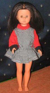 Nancy- Kitty capelli bruni
