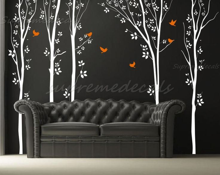 Vinyl Wall Decals Mercer Color Wall Art
