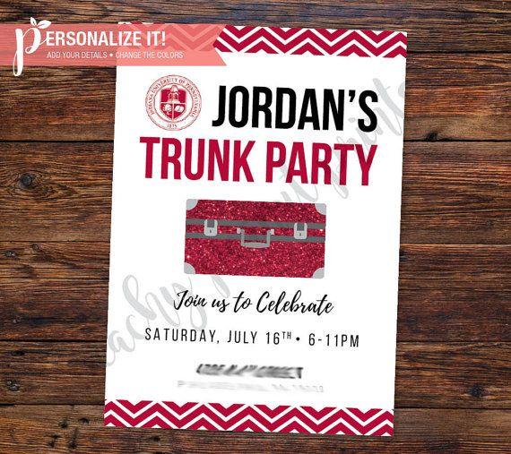 best 25+ trunk party ideas on pinterest,