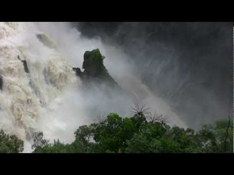 Barron Falls and Daintree National Park - Queensland, Australia (in HD) - YouTube