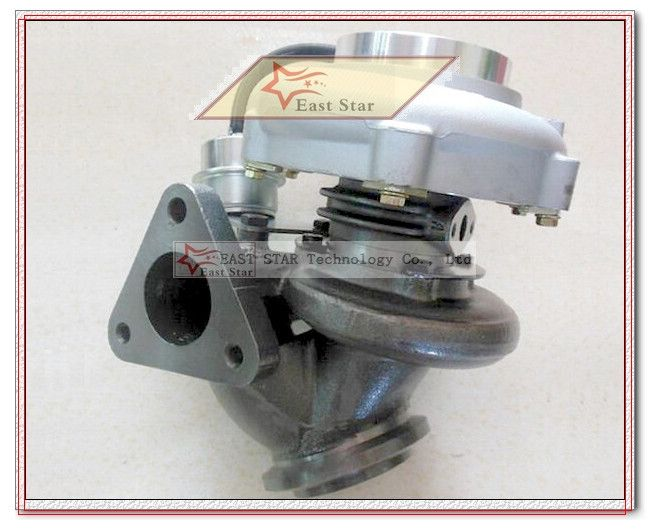 357.17$  Watch more here - NEW GT25S 754743 754743-0001 754743-5001S 79526 Oil cooled Turbo Turbocharger For FORD Ranger 3.0L TDI 2004 NGD Engine   #magazineonlinebeautiful