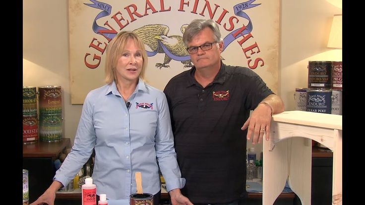 Using solely a water based stain on your unfinished furniture from @WoodenChairLynchburg? Check out @GeneralFinishes video on apply a water based stain. There are different techniques you'll want to follow from apply gel stains. #StainingWood #DIY #ToolboxTuesday  https://youtu.be/7QnrhELTJkc