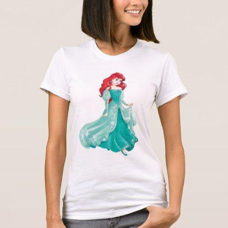 Princess Ariel T-Shirt - tap, personalize, buy right now!