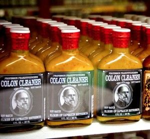 Gifts for Uncles from Nephews - Colon Cleaner Hot Sauce