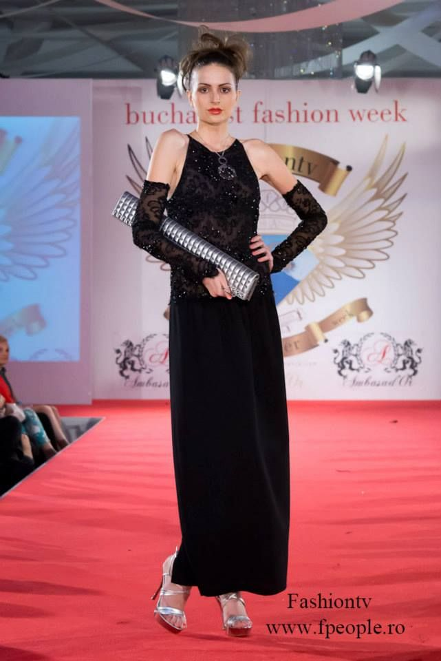 Modello Mistery-Bucarest Fashion Week