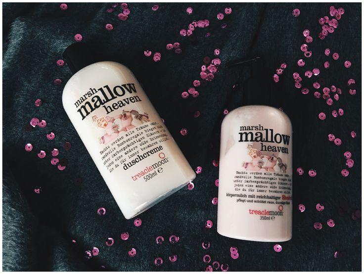 JUNE GOLD BEAUTY FAVORITES | Treaclemoon Marshmallow Heaven Duschcreme & Körpermilch