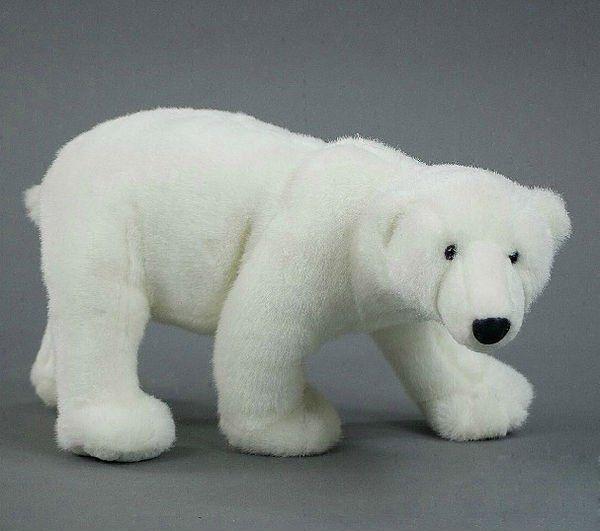 Como hacer un oso polar de peluche - Imagui