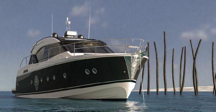 60' 18 metre 2017 Monte Carlo 6S By Beneteau Power Boat For Sale - www.yachtworld.com