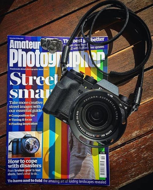 Check out this months @ap_magazine which features our X-T2 and XPRO2 firmware updates. Photo by @theclashcityrocker  The best just got better just got my copy of @ap_magazine from the postie Good wee article about the latest firmware updates to the XT2 and X-Pro2 #fujilove #fujifeed #fujifilm #fujixclub #fujiholics #fujifilm_uk #fujifilmxt2 #ap_magazine via Fujifilm on Instagram - #photographer #photography #photo #instapic #instagram #photofreak #photolover #nikon #canon #leica #hasselblad…