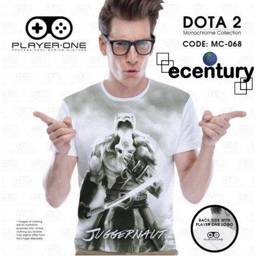 PLAYER.ONE DOTA 2 Gaming T-Shirt MC068 - JUGGERNAUT
