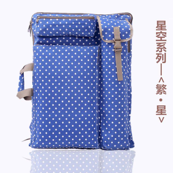 Esboço desenho Mochila 4 K multifuncional desenho da arte conjunto de saco à prova d' água saco de lona espessamento em Conjuntos de arte de Home & Garden no AliExpress.com | Alibaba Group