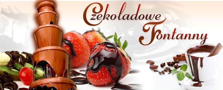 Nie ma pyszniejszego pomysłu na #prezent niż nasza Czekoladowa Fontanna! Zamów na: http://www.czekoladowafontanna.pl/  #czekolada #fontanna #święta