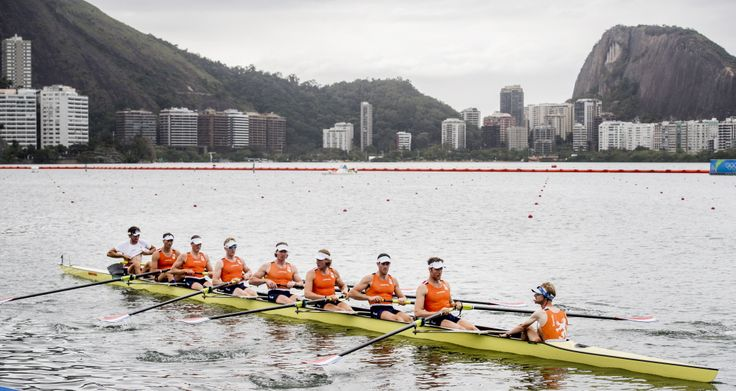HOLLAND ACHT PAKT BRONS|Rio 2016| Telegraaf.nl