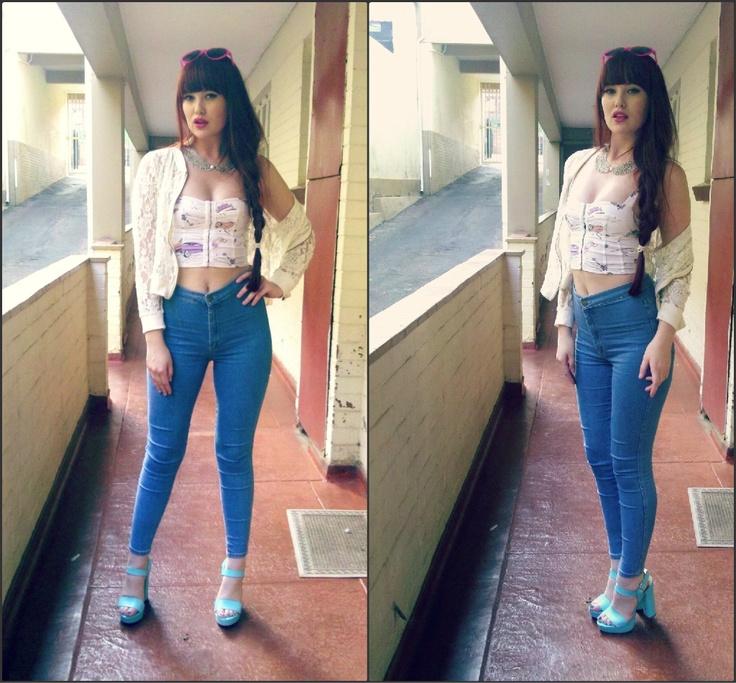 1699 best Fashion addict images on Pinterest | Jeans pants, Jeans ...