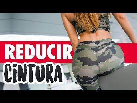 ¿Quién Más Quiere Ensanchar Caderas y Reducir Cintura? | 5 Ejercicios Cadera y Cintura - YouTube