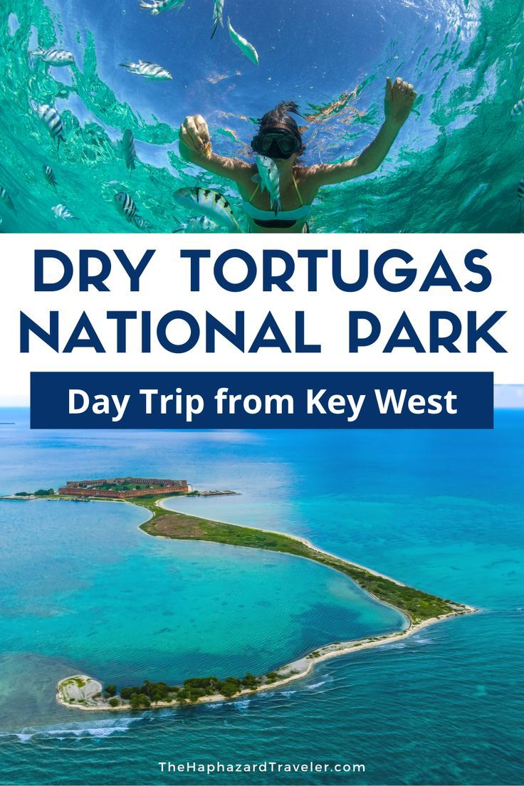 Dry Tortugas National Park Day Trip From Key West in
