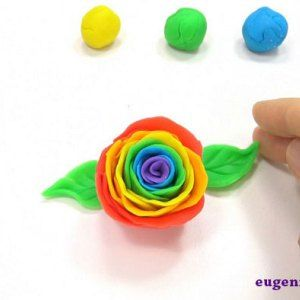 Do you want to make your cakes or cupcakes very special? Here goes how to make rainbow roses for your next project. You can make beautiful rainbow roses with fondant, marzipan, or even children's Play-Doh for fun. Fondant rainbow roses are perfect for cake decoration. How about making those little rainbow roses this winter? To …