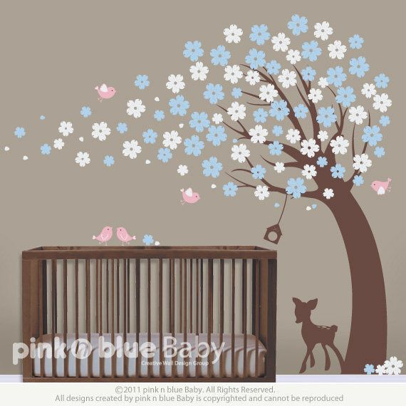 Best Tree Music Wall Decals Images On Pinterest Music Wall - Bambi love tree wall decals