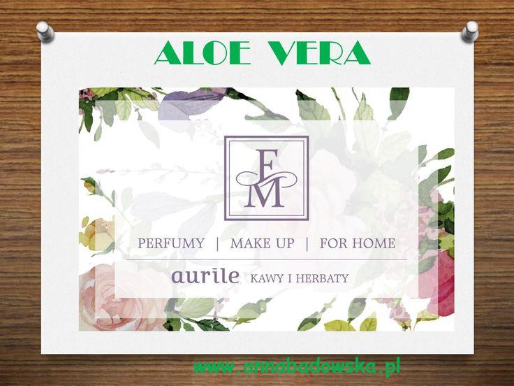 Aloe vera kolekcja fm world
