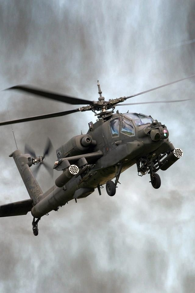 Apache AH-64: Waaaay more useful than ground vehicles during the Zombie Apocalypse. SOOO. Either become a Chopper pilot or become really good friends (maybe even marry one) just to be sure you are safe! LMAO