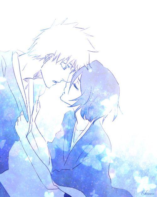 IchiRuki- Why can't they just be canon already!! Kubo-sensei, Onegaishimasu!!