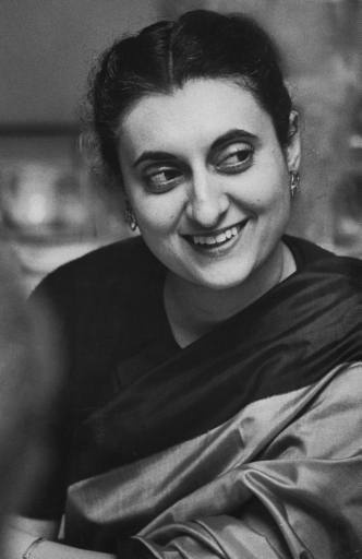 The charismatic, charming & wonderful iron lady Indira Gandhi : Politician (India)