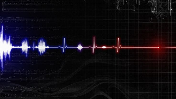 heartbeat wave wallpaper pictures - photo #43