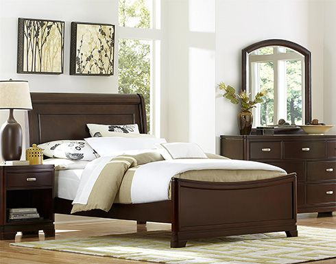 Park City Queen Bed | Right Sized Furniture Collections For Smaller  Bedrooms At Belfort Furniture